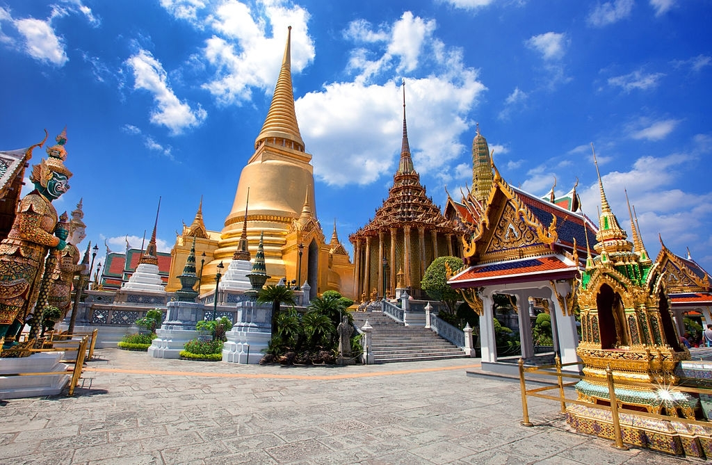 Wat Phra Kaew - Deep Inside Thailand on A 15-day Journey