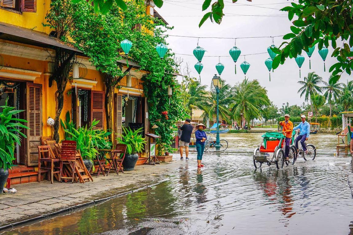 Hoi An rainy season