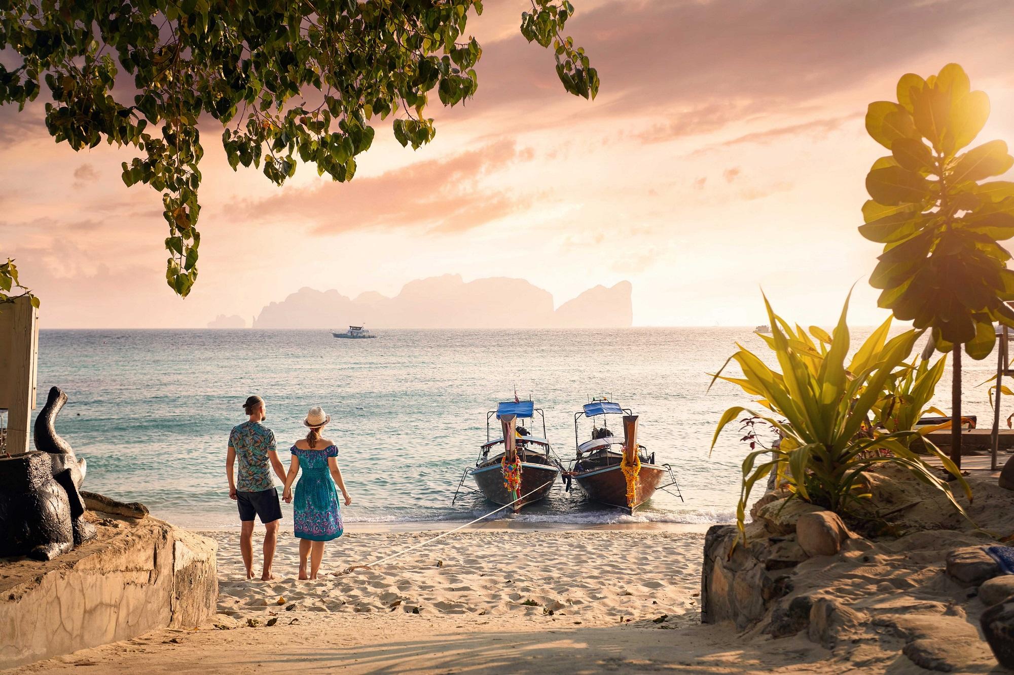 Koh Phi Phi Island - Top 5 Best Islands in Thailand