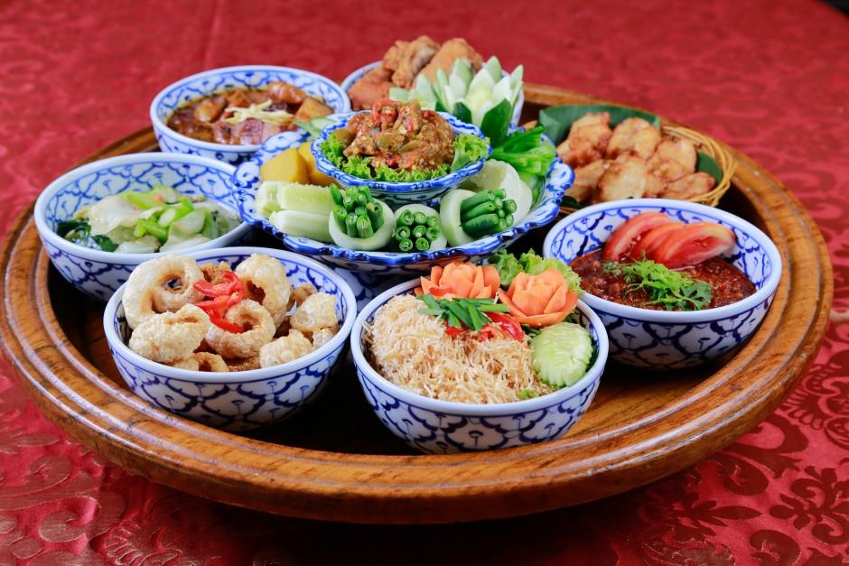 Khantoke Dinner - Deep Inside Thailand on A 15-day Journey