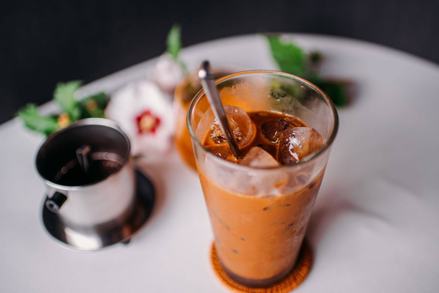 Iced Coffee with Condensed milk - Top 30 famous Vietnamese food