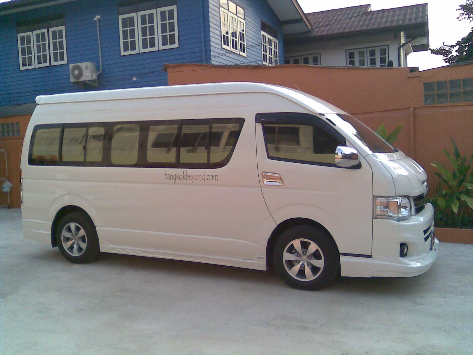 Travelling from Bangkok to Pattaya by car