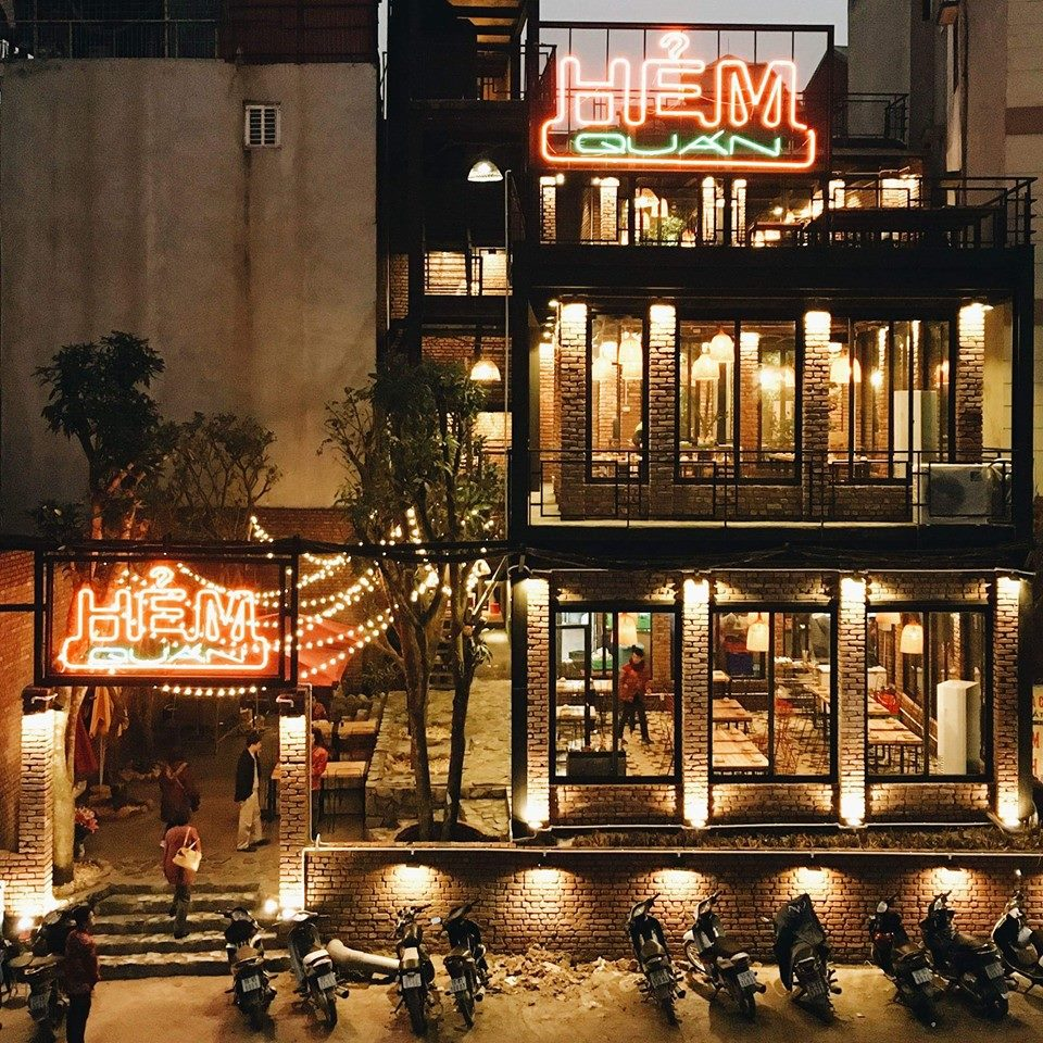 Hem Quan - Top 20 best restaurants you must give a try in Hanoi