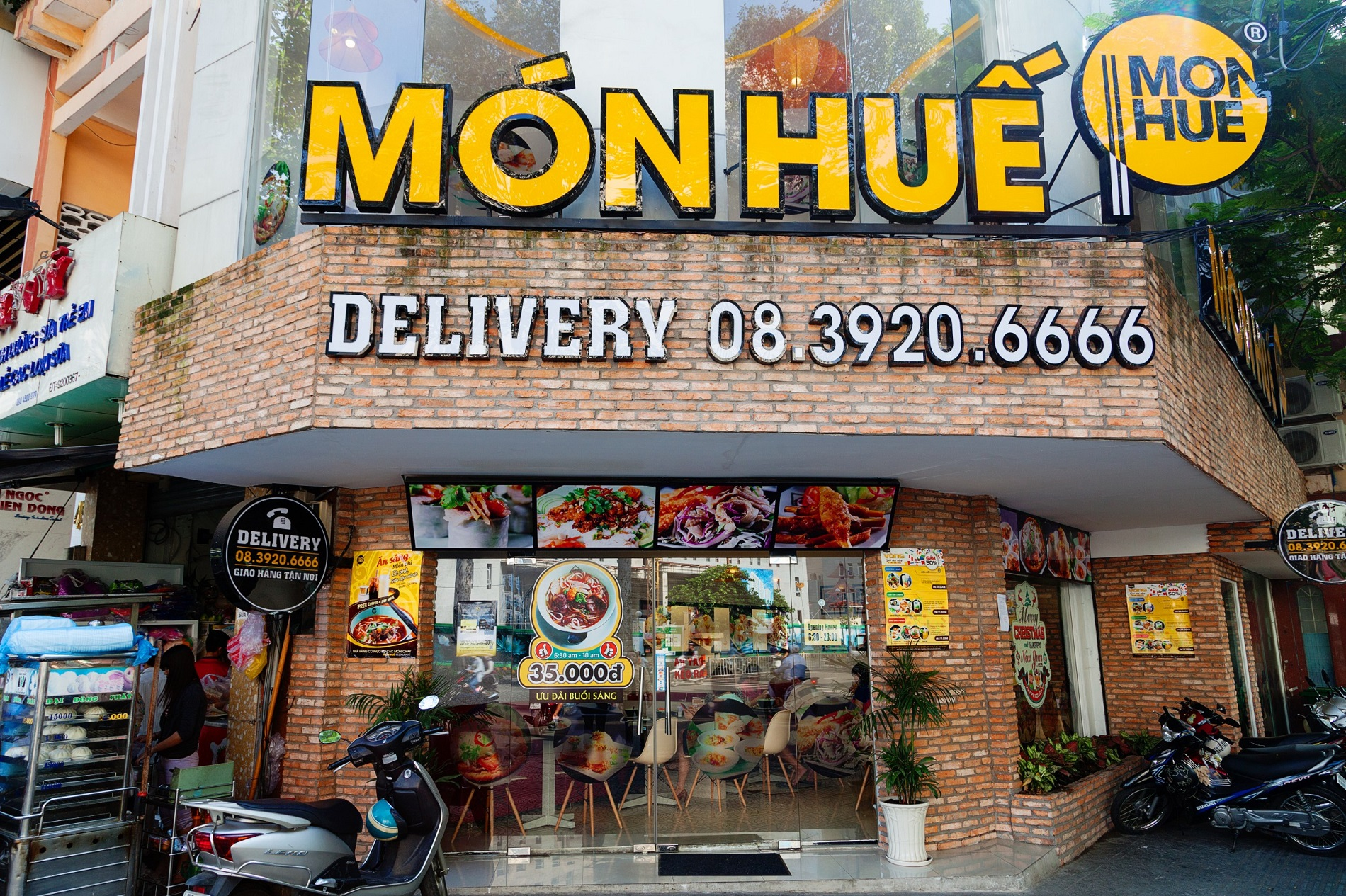 Mon Hue Restaurant - Top 20 best restaurants you must give a try in Hanoi
