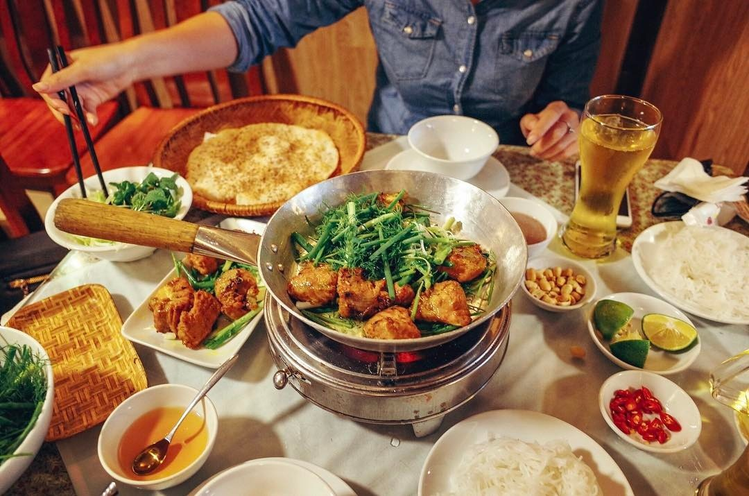 Cha Ca Lao Ngu Restaurant - Top 20 best restaurants you must give a try in Hanoi