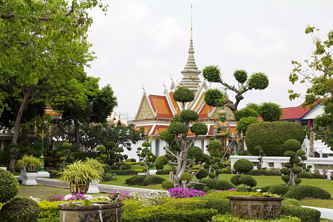 Things to Do in Thailand during Spring