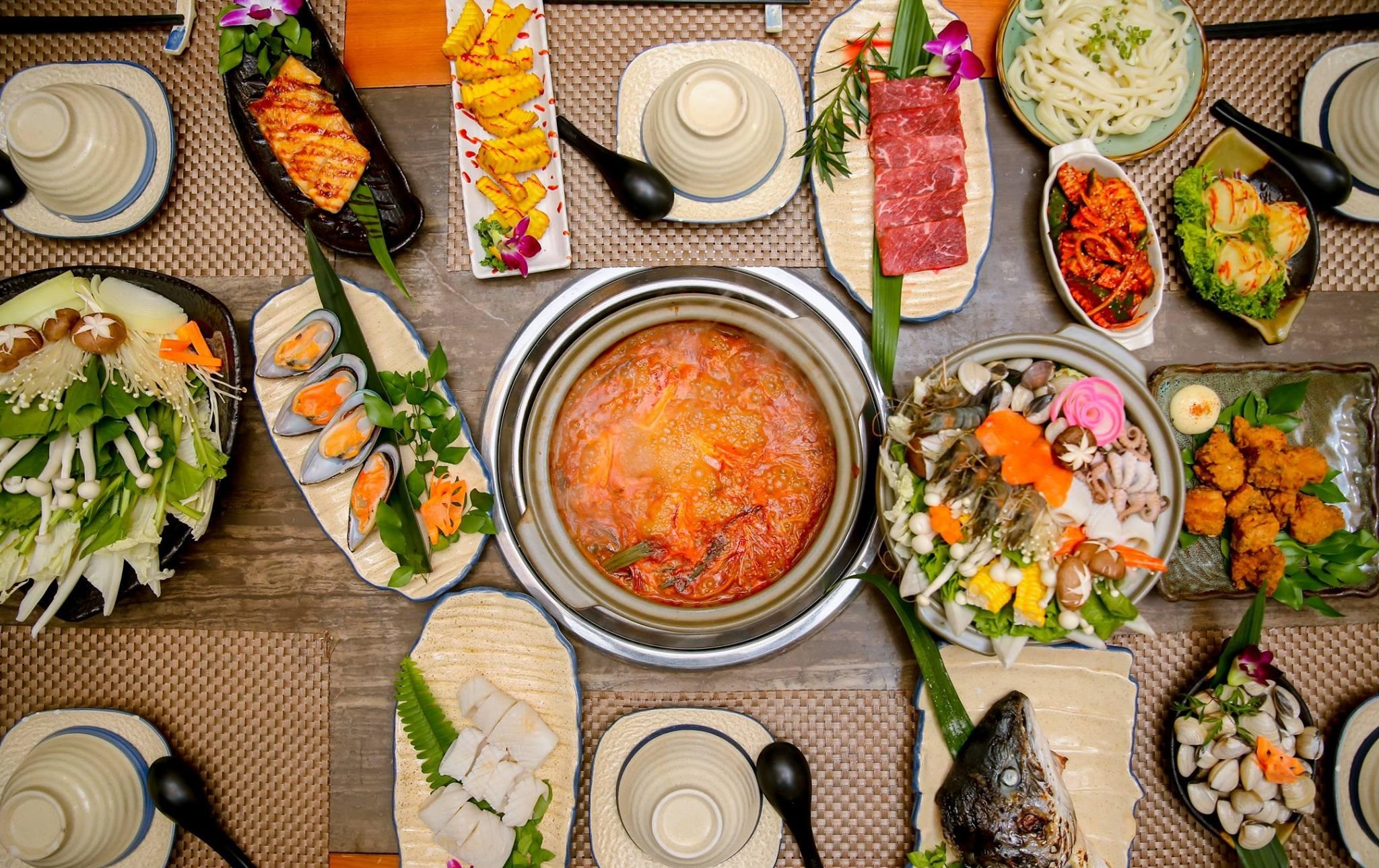 Sashimi BBQ Garden- Top 20 best restaurants you must give a try in Hanoi