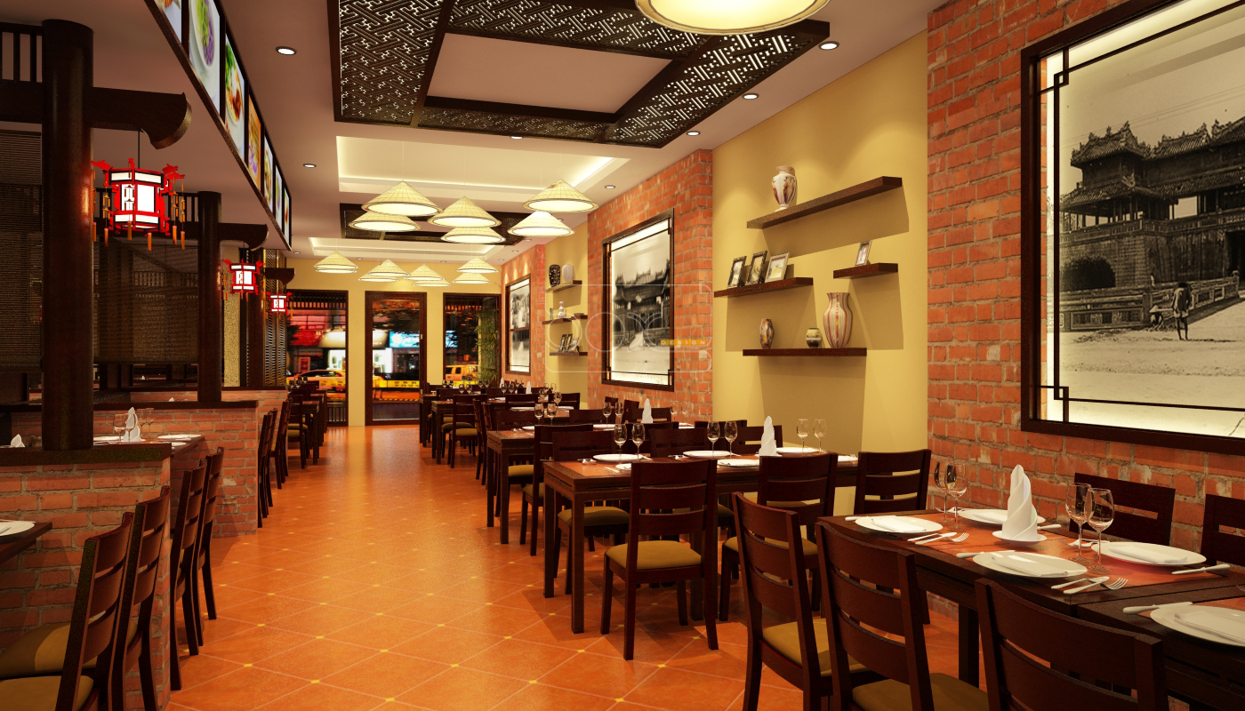 Net Hue restaurant - Top 20 best restaurants you must give a try in Hanoi
