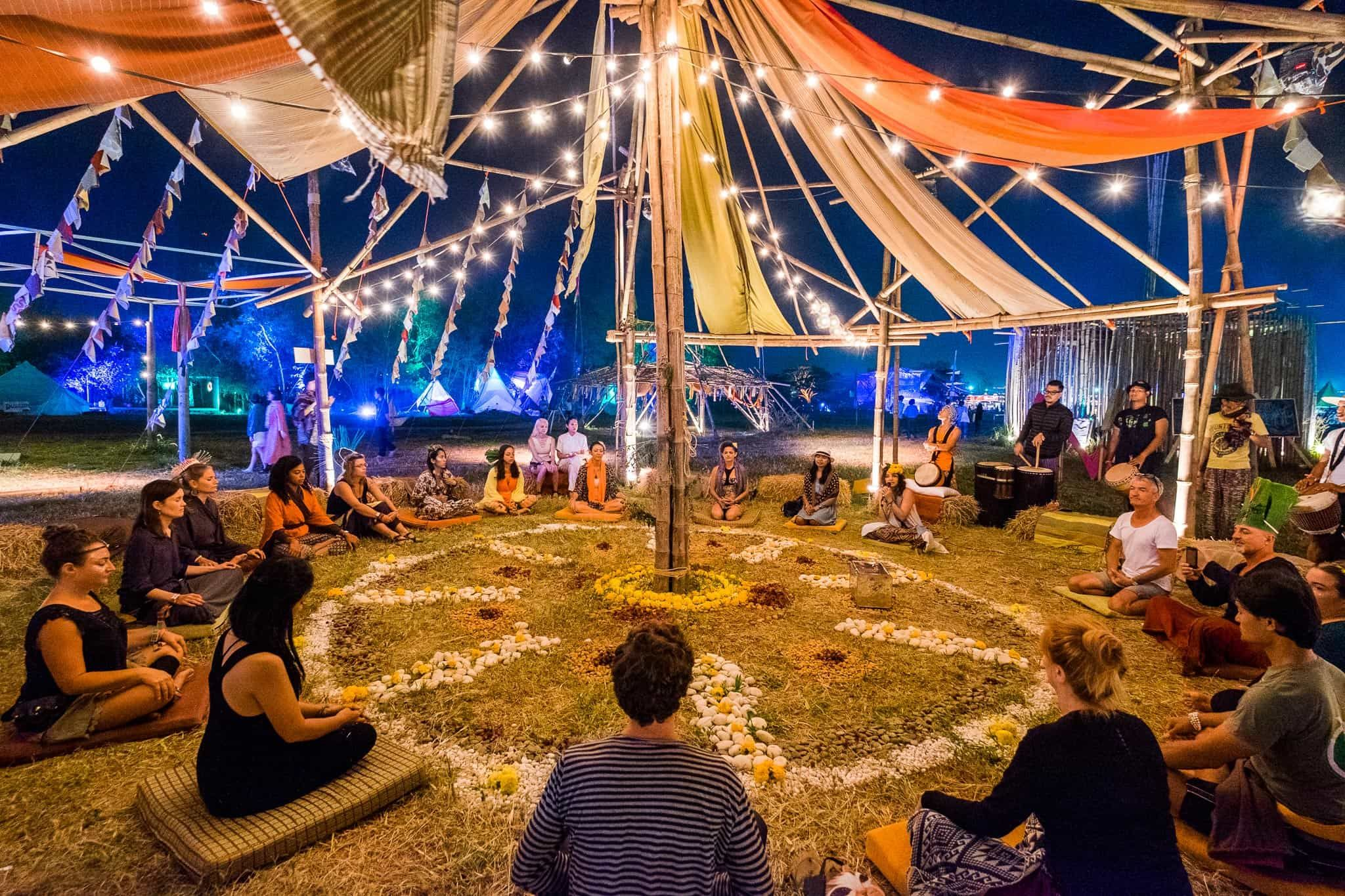 The Wonderfruit Music Festival - What to Expect for Winter in Thailand