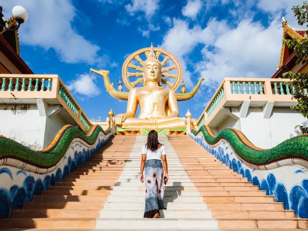 Big Buddha - Thailand in August