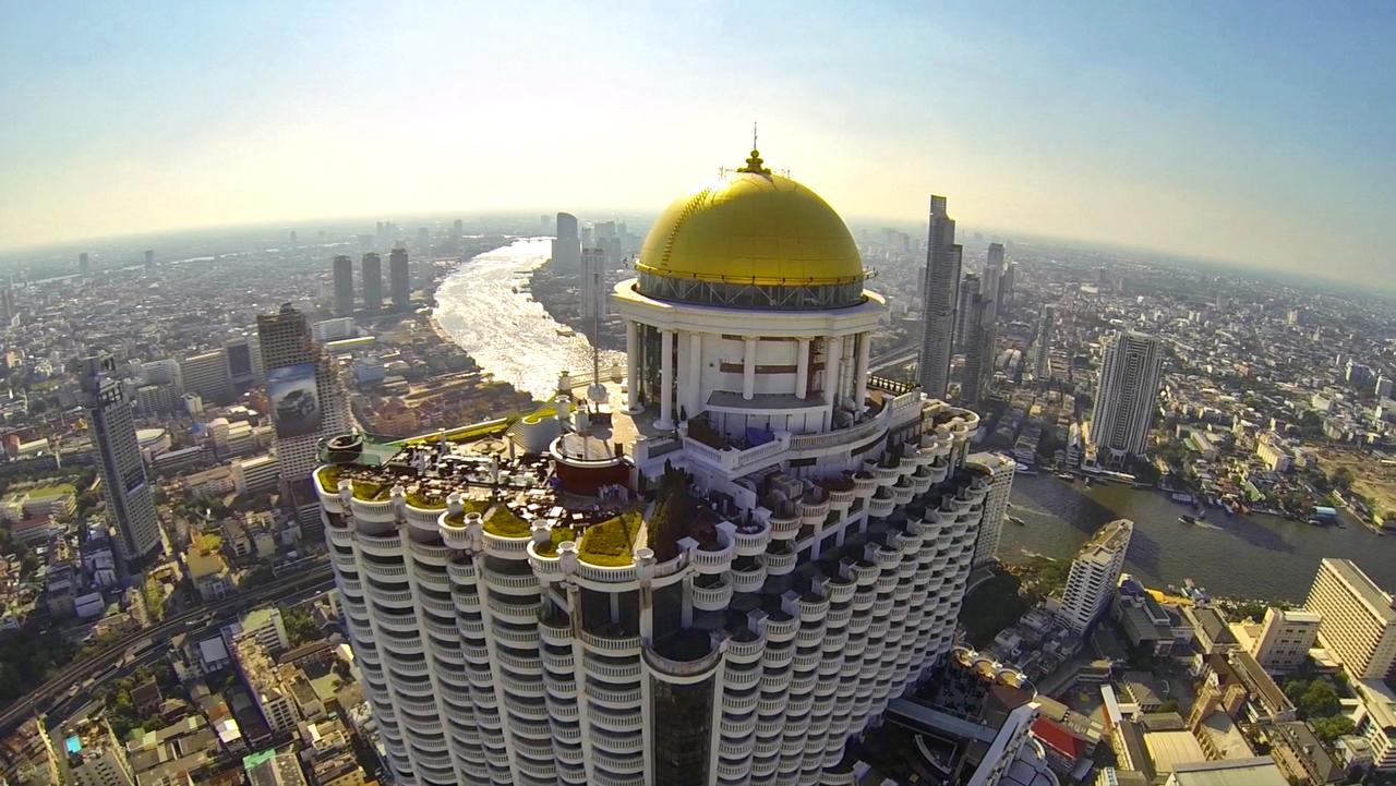 Anajak Bangkok Hotel  - Top 20 best accommodations in Thailand