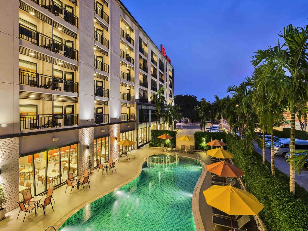 Ibis Hua Hin - Top 20 best accommodations in Thailand