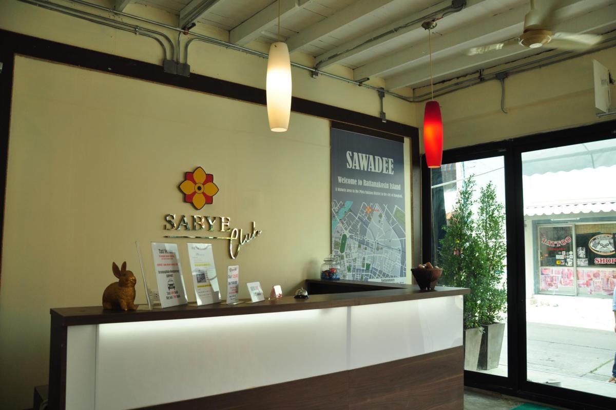 Sabye Club Hostel - Top 20 best accommodations in Thailand