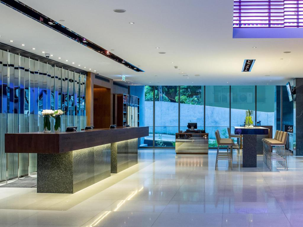Amara Bangkok Hotel - Top 20 best accommodations in Thailand