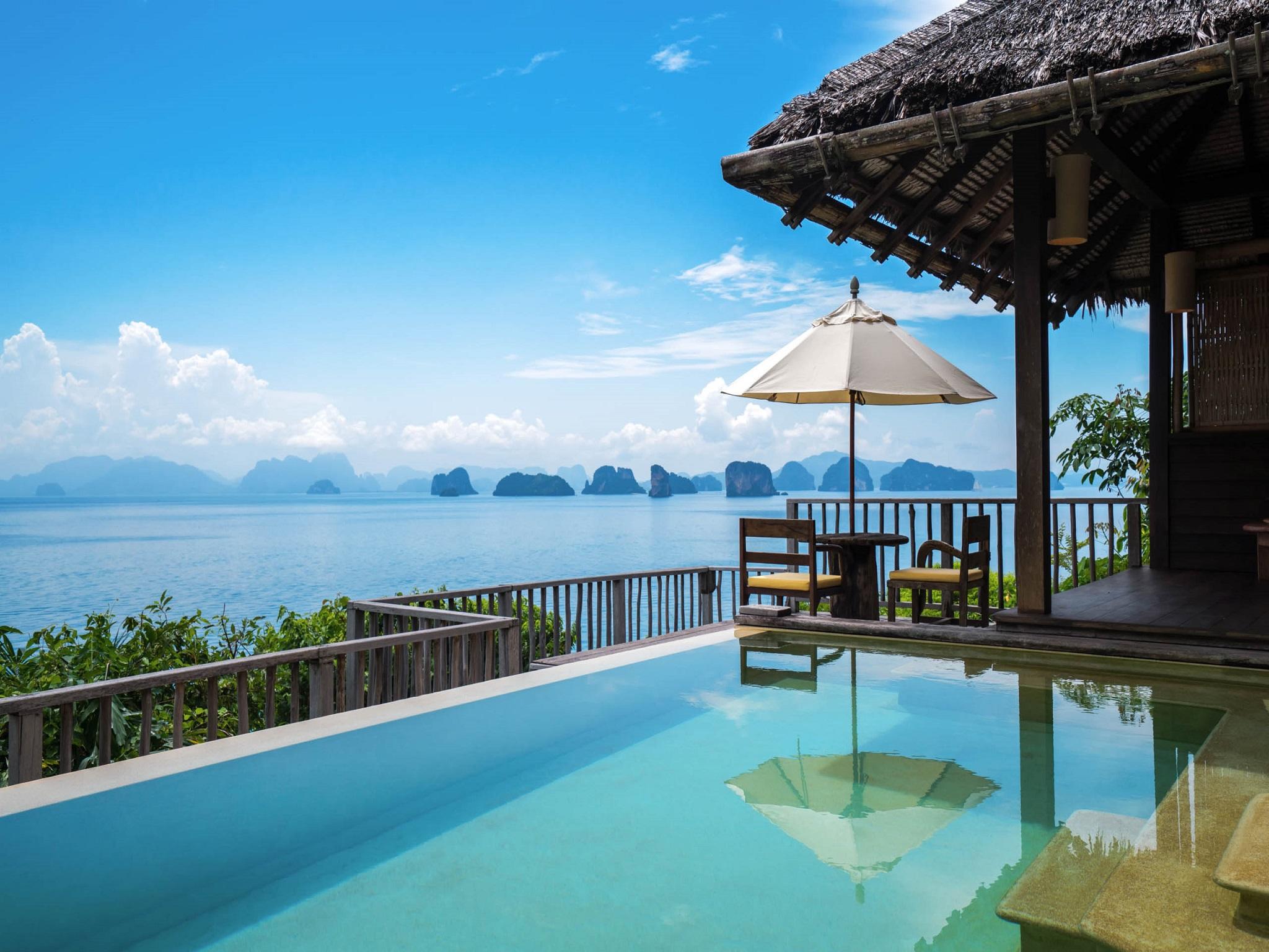 Six Senses Yao Noi - Top 10 best resorts in Thailand