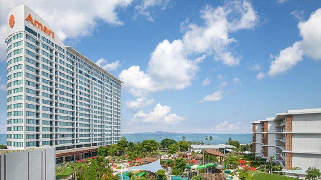 Amari Pattaya - Top 10 best luxury hotels in Thailand