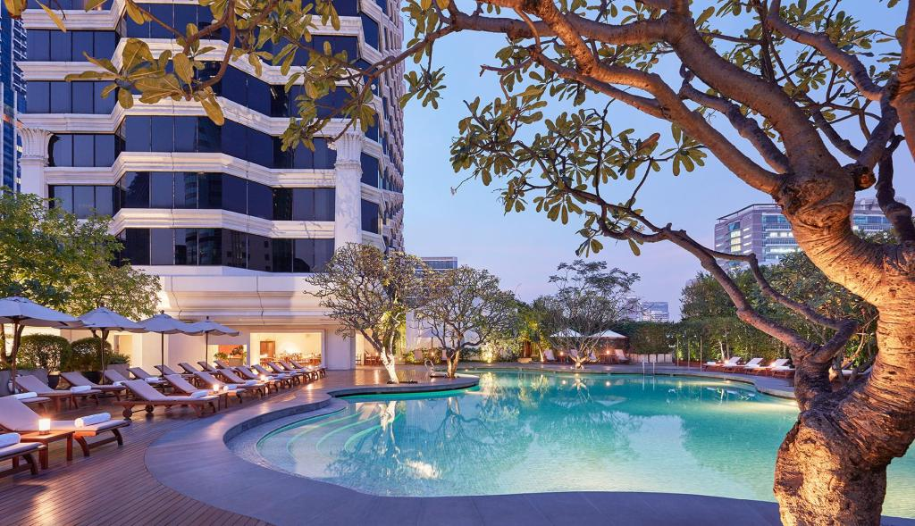 Grand Hyatt Erawan Bangkok - Top 10 best luxury hotels in Thailand