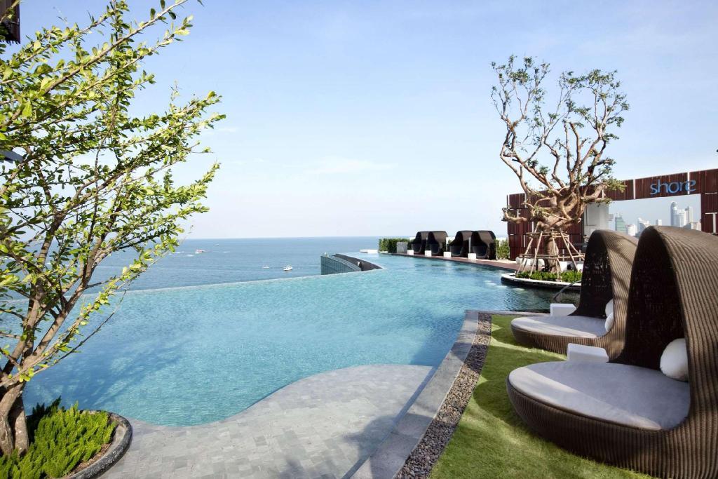 Hilton Pattaya - Top 10 best luxury hotels in Thailand