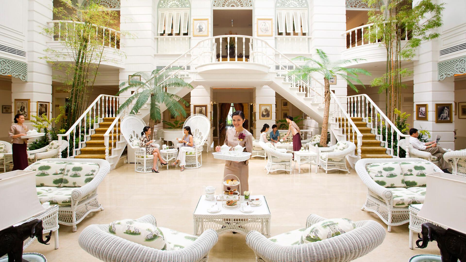 Mandarin Oriental Hotel - Top 10 best luxury hotels in Thailand