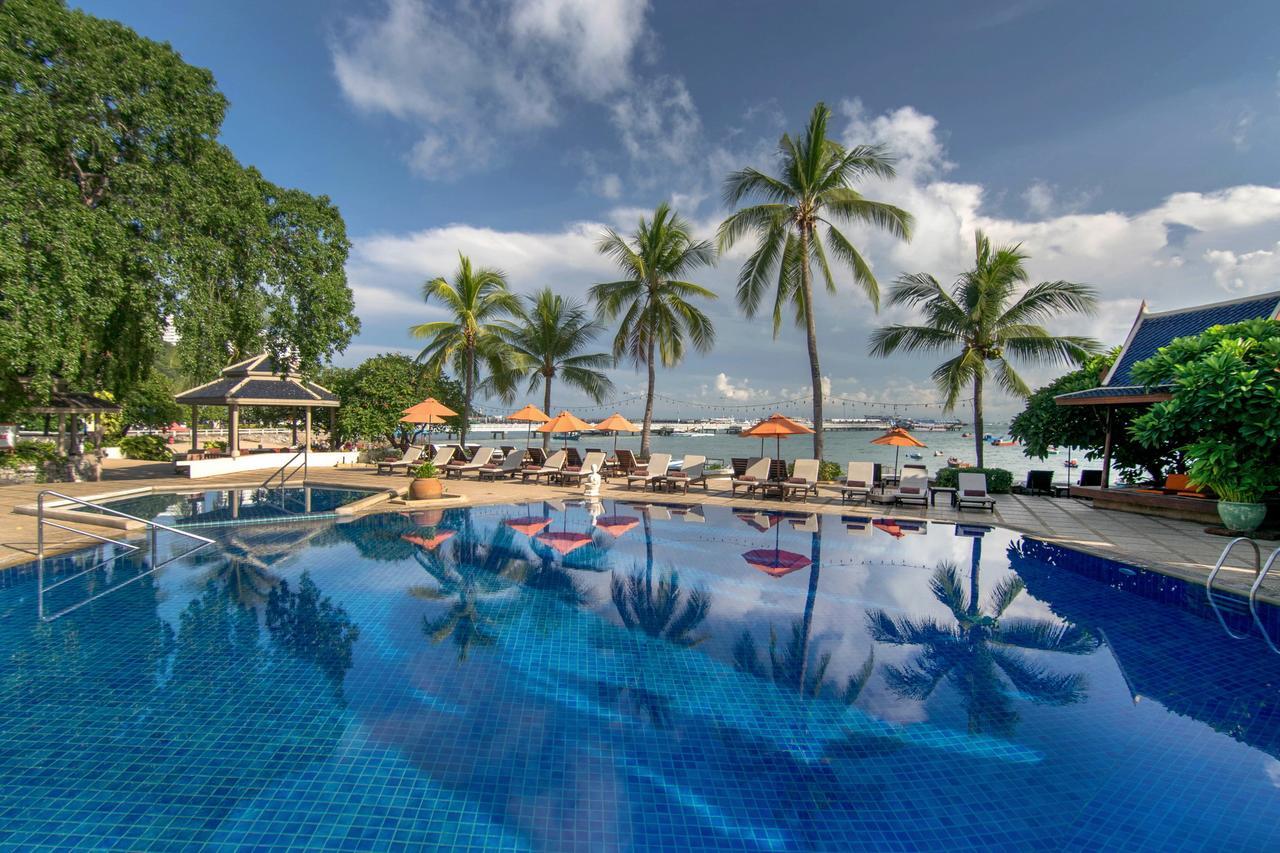 Siam Bayshore Pattaya - Top 10 best luxury hotels in Thailand
