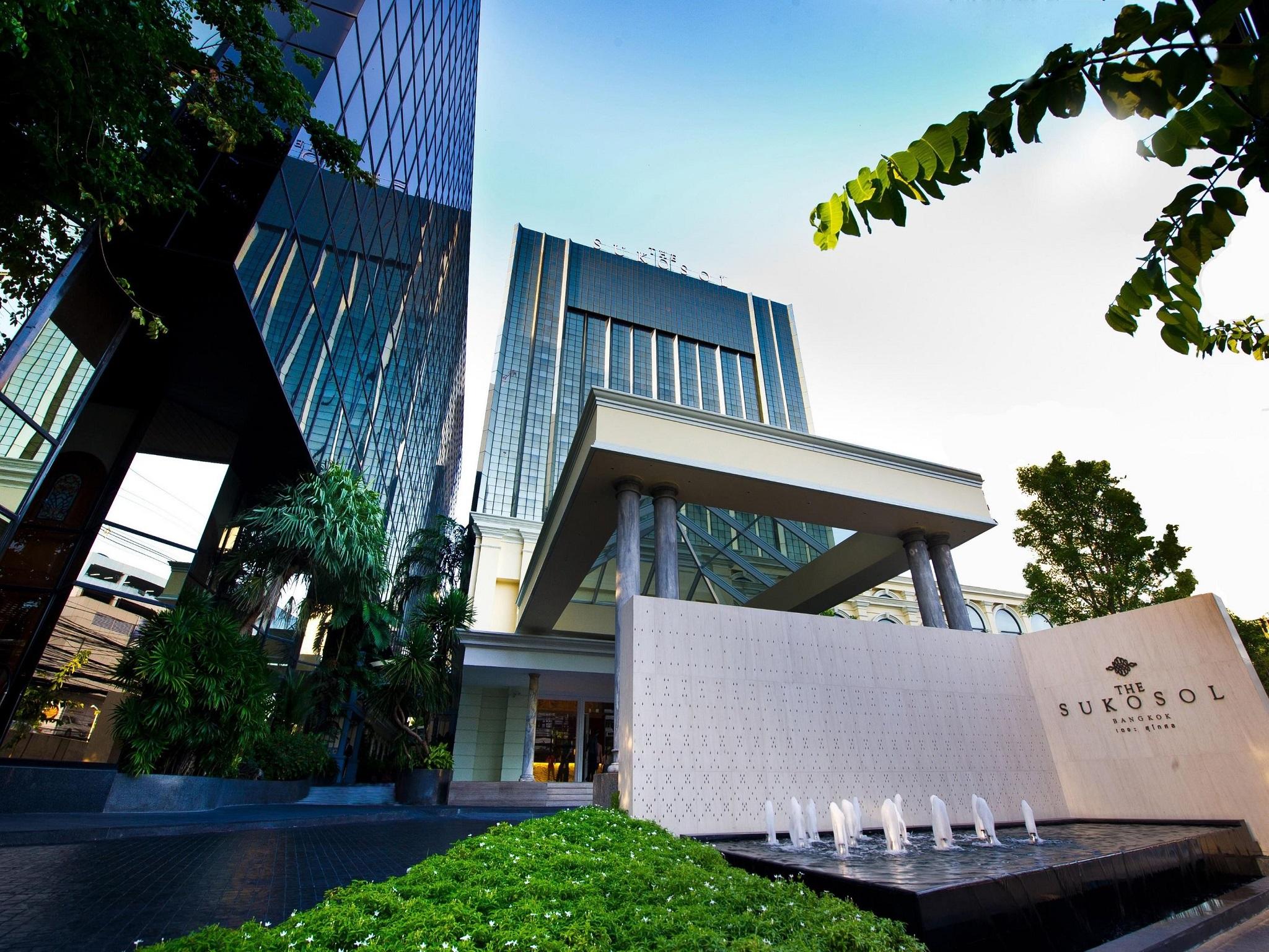 The Sukosol Hotel - Top 10 best luxury hotels in Thailand