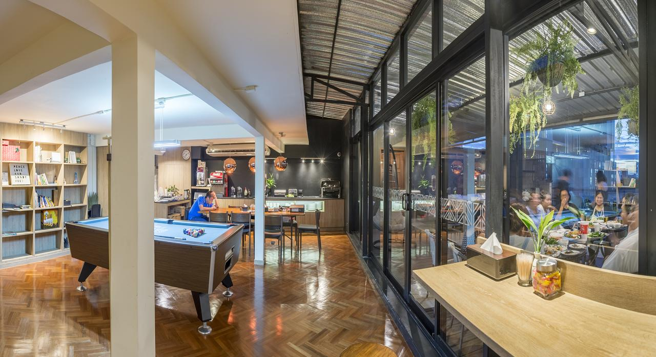 The Posh Phayathai - Top 9 best hostels in Bangkok
