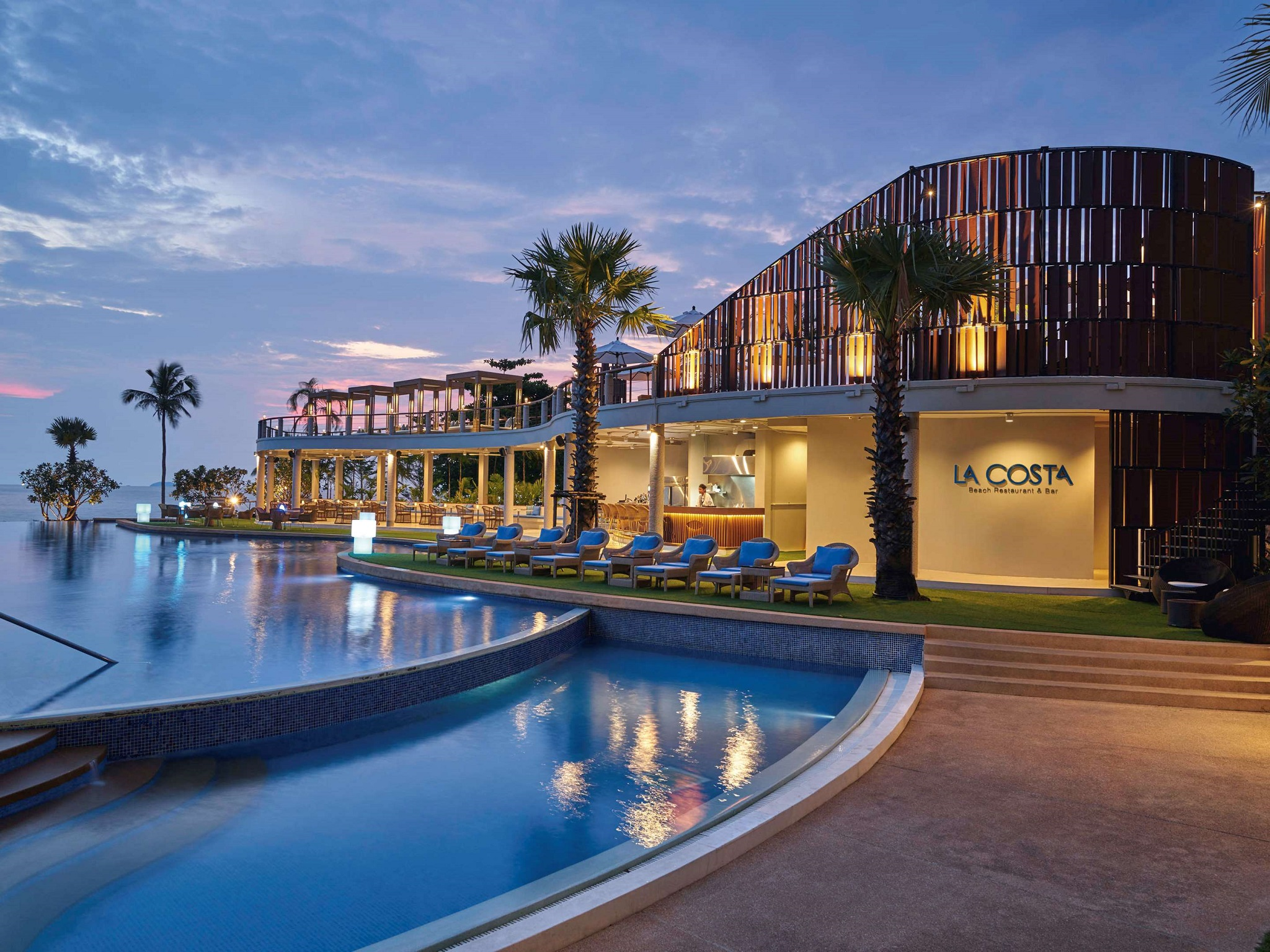 Movenpick Siam Hotel Pattaya - Top 5 best luxury hotels in Pattaya