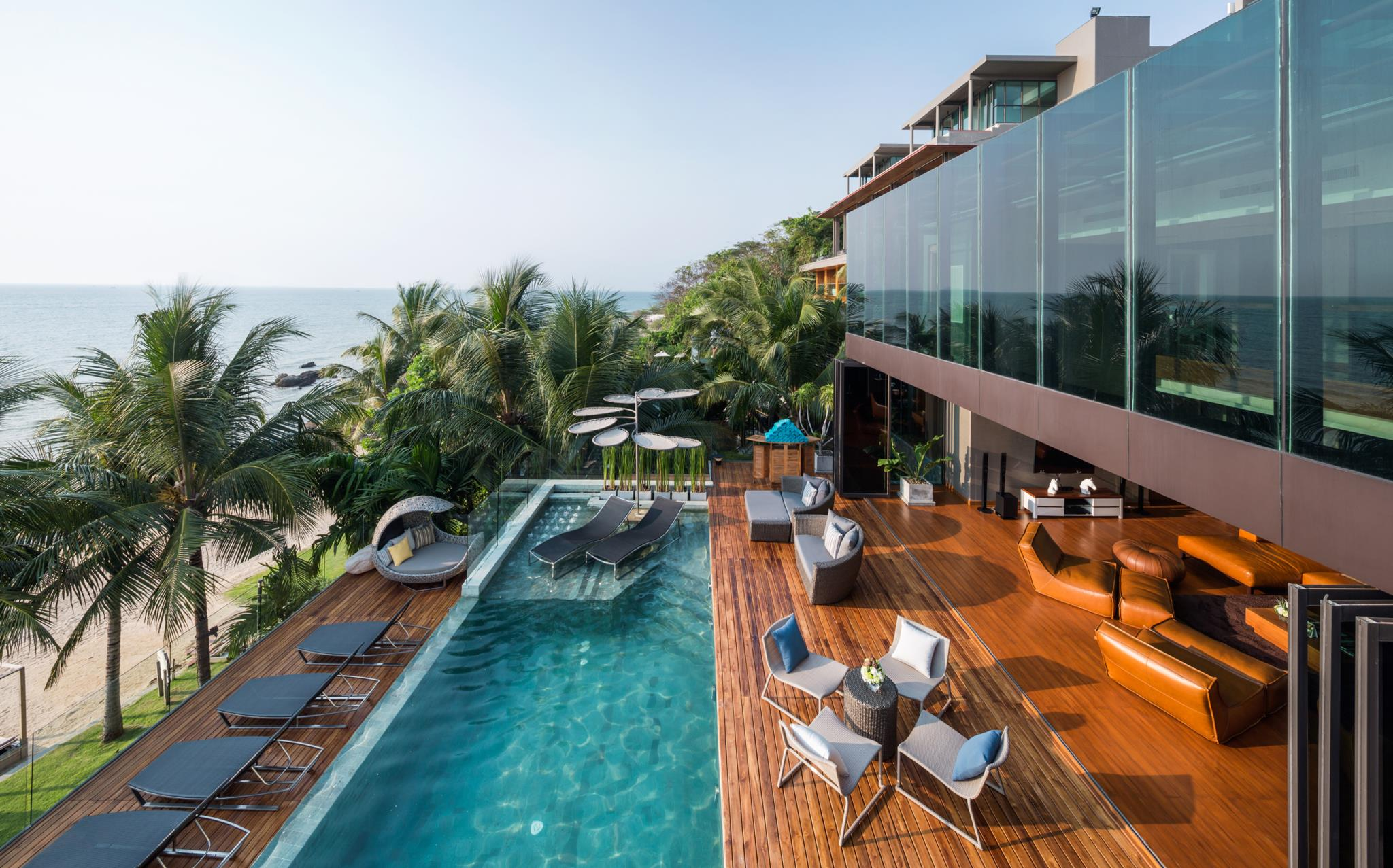 Cape Dara Resort - Top 5 best luxury hotels in Pattaya