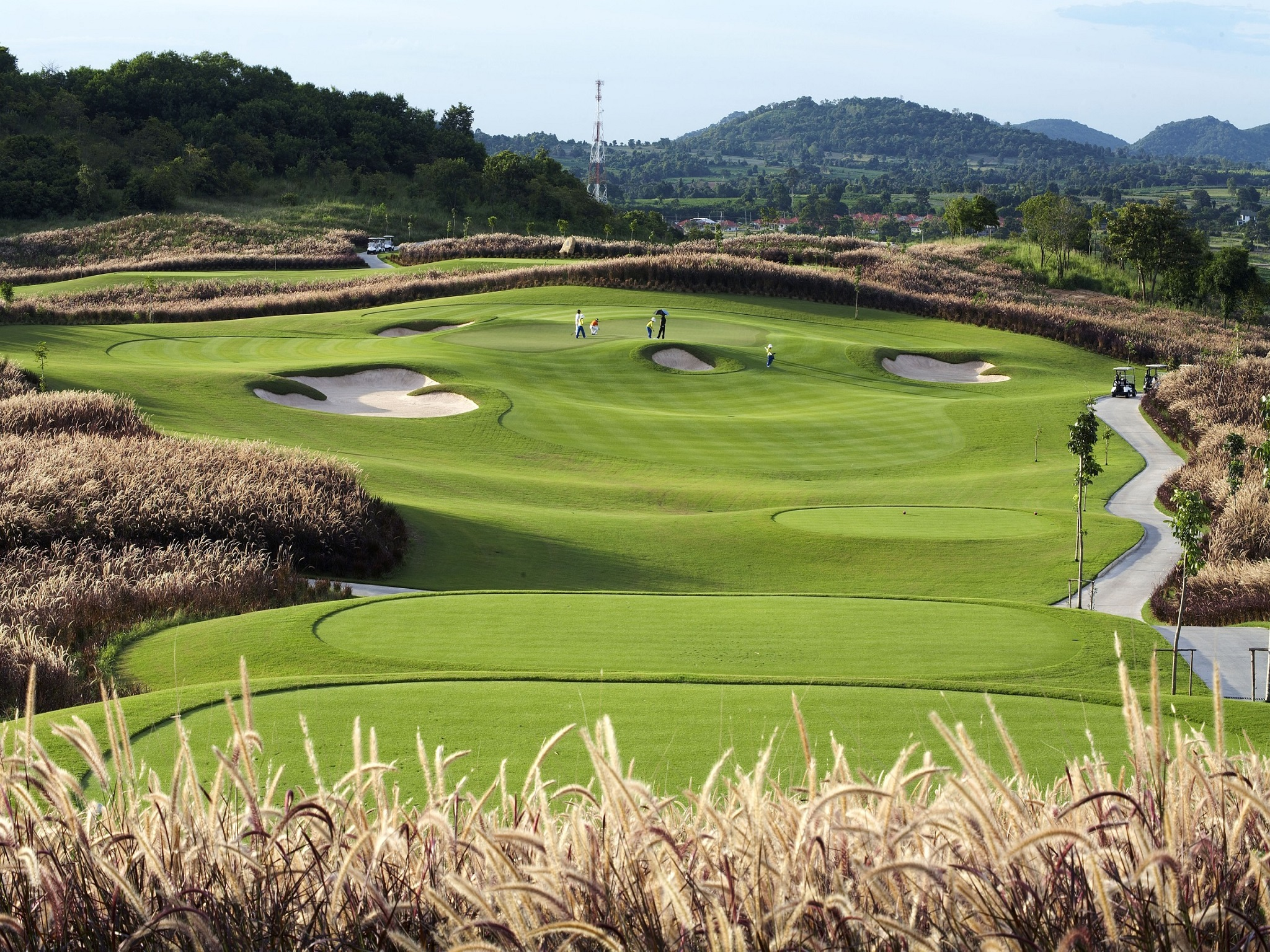 The Golf Club Pattaya - Top 5 best hostels in Pattaya