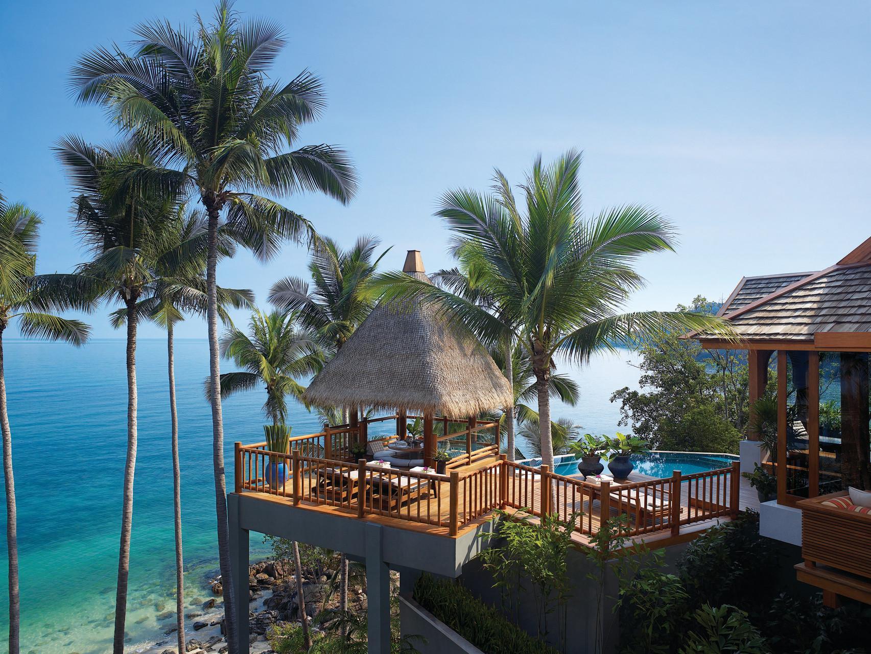 Four Seasons Resort Koh Samui- Top 10 Best Luxury Hotels And Resorts in Koh Samui