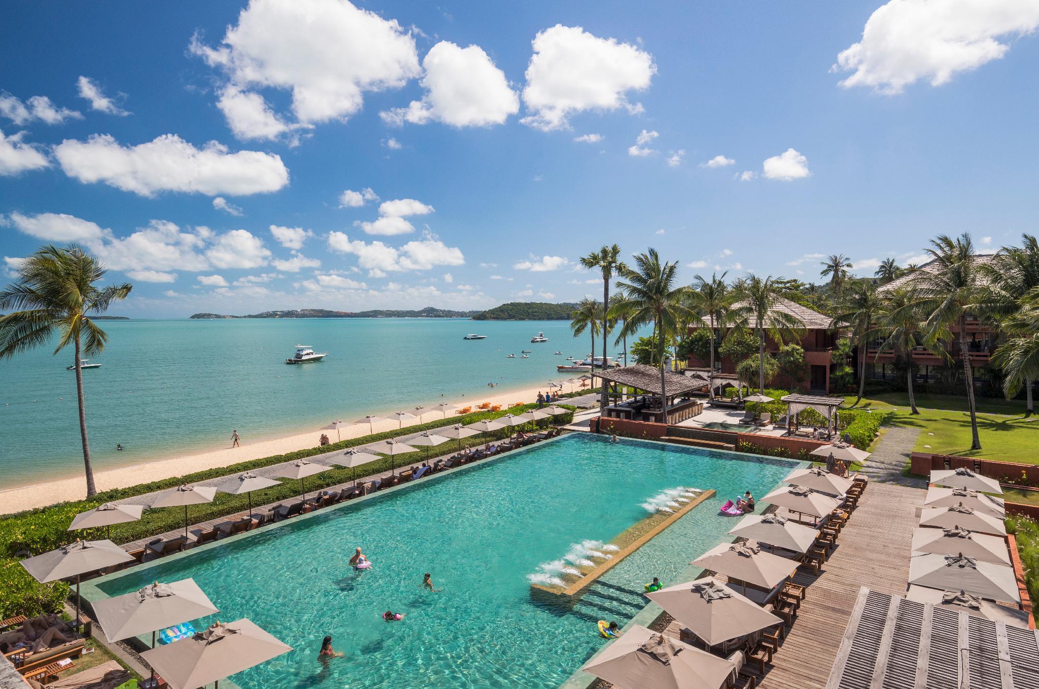 Hansar Samui Resort & Spa - Top 10 Best Luxury Hotels And Resorts in Koh Samui