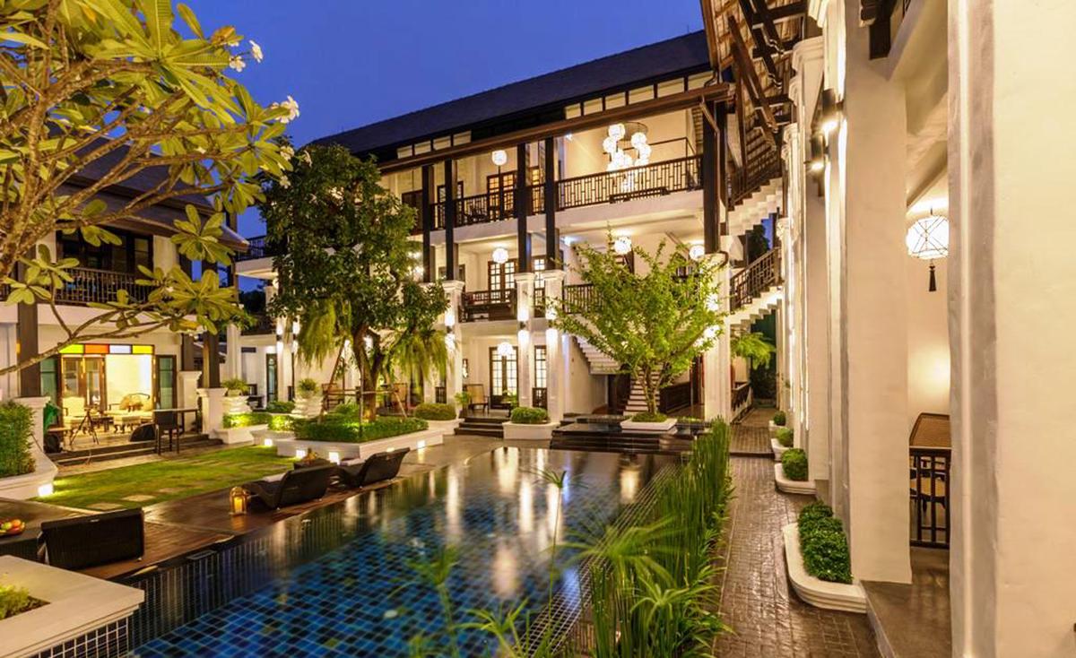 Thai Akara Lana Boutique Hotel - Top 5 best hotels in Chiang Mai