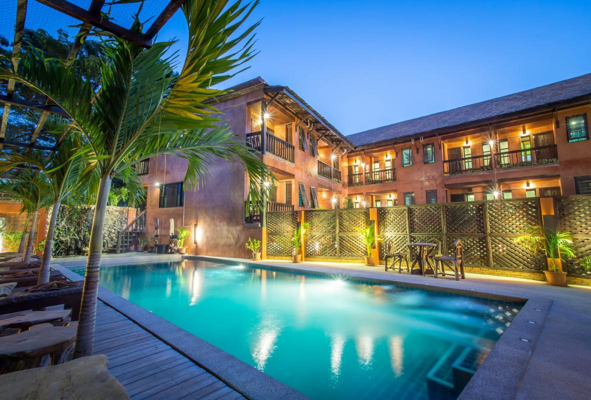 Rainforest Chiang Mai Hotel - Top 5 best hotels in Chiang Mai