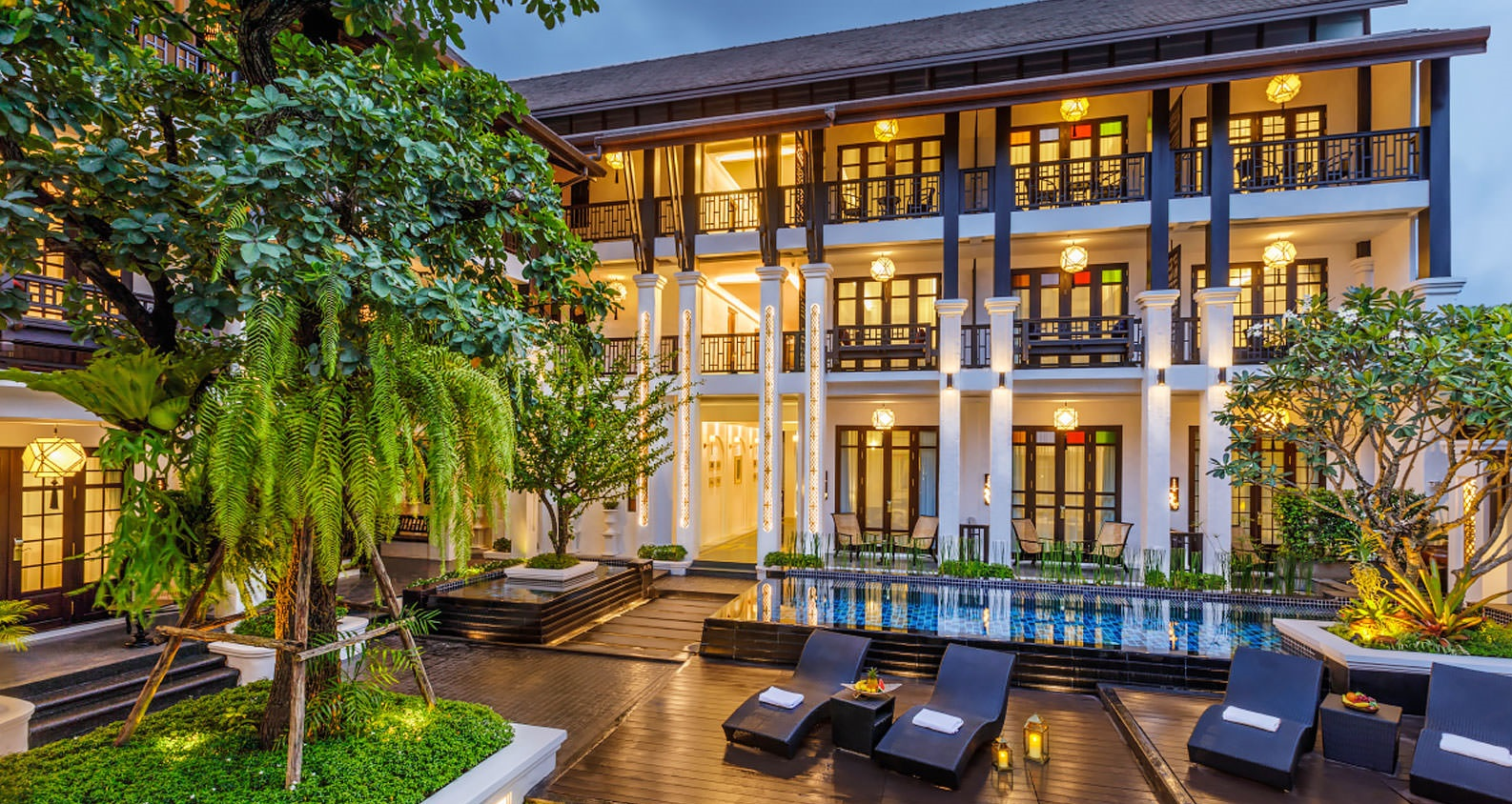 Rachamankha Hotel - Top 5 best hotels in Chiang Mai