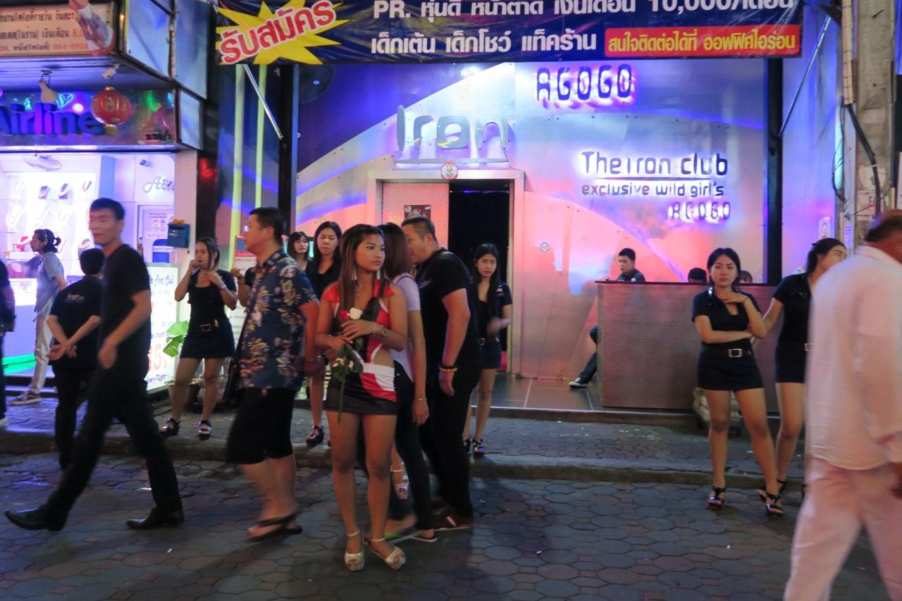 Iron Club Pattaya - Check out the top 5 bars in Pattaya