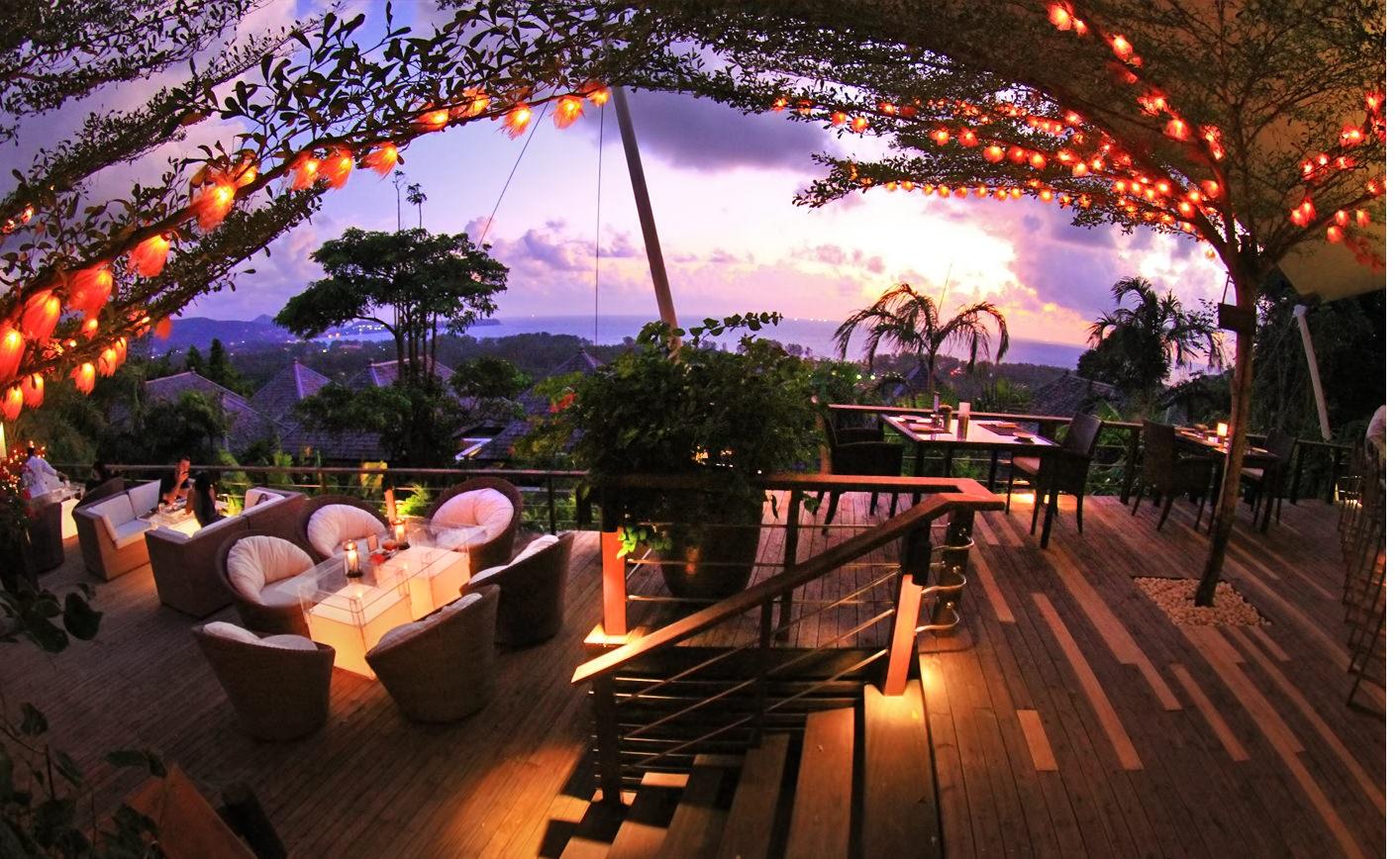 360 Degrees -Top 5 famous bars in Phuket