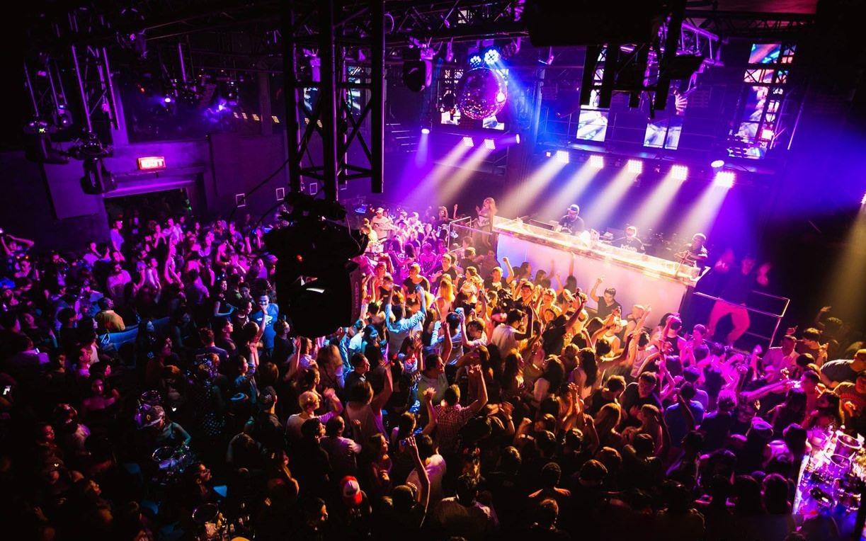 Seduction NightClub Phuket -Top 5 famous bars in Phuket