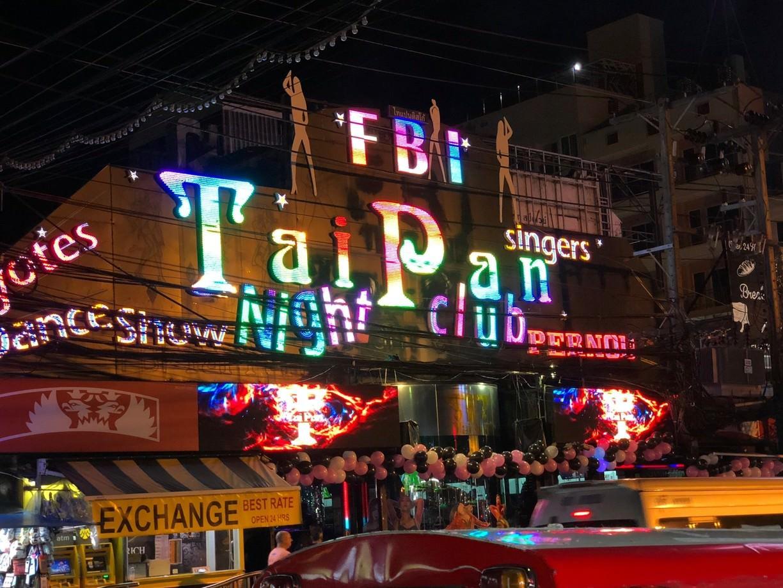 TaiPan Disco -Top 5 famous bars in Phuket