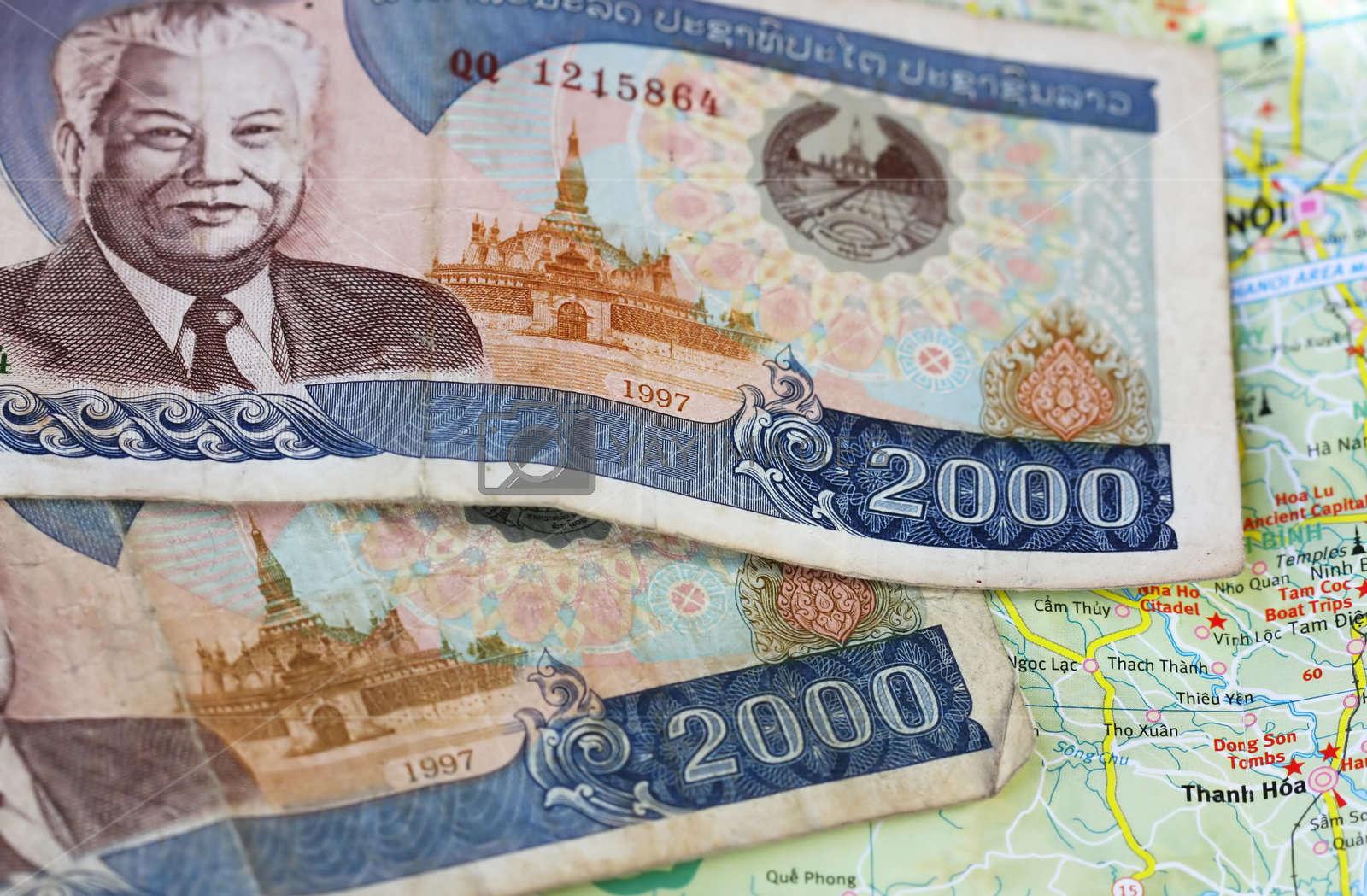 Lao Money