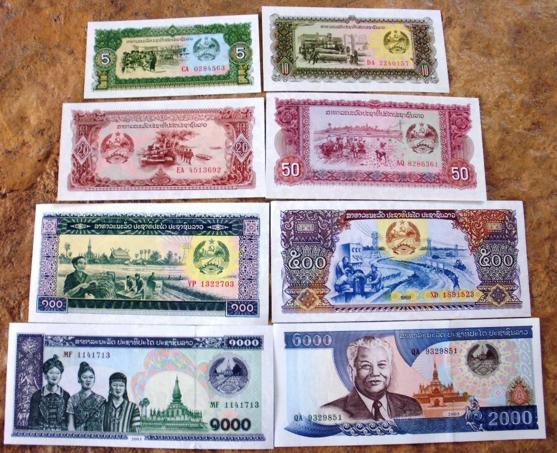 Lao Currency