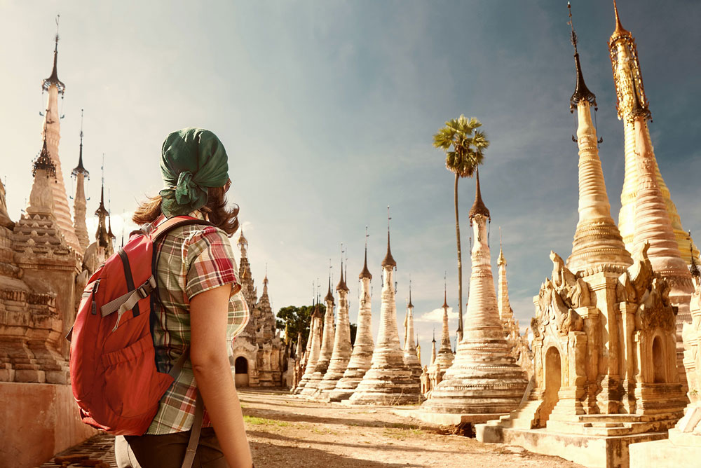 visit Myanmar in cool season