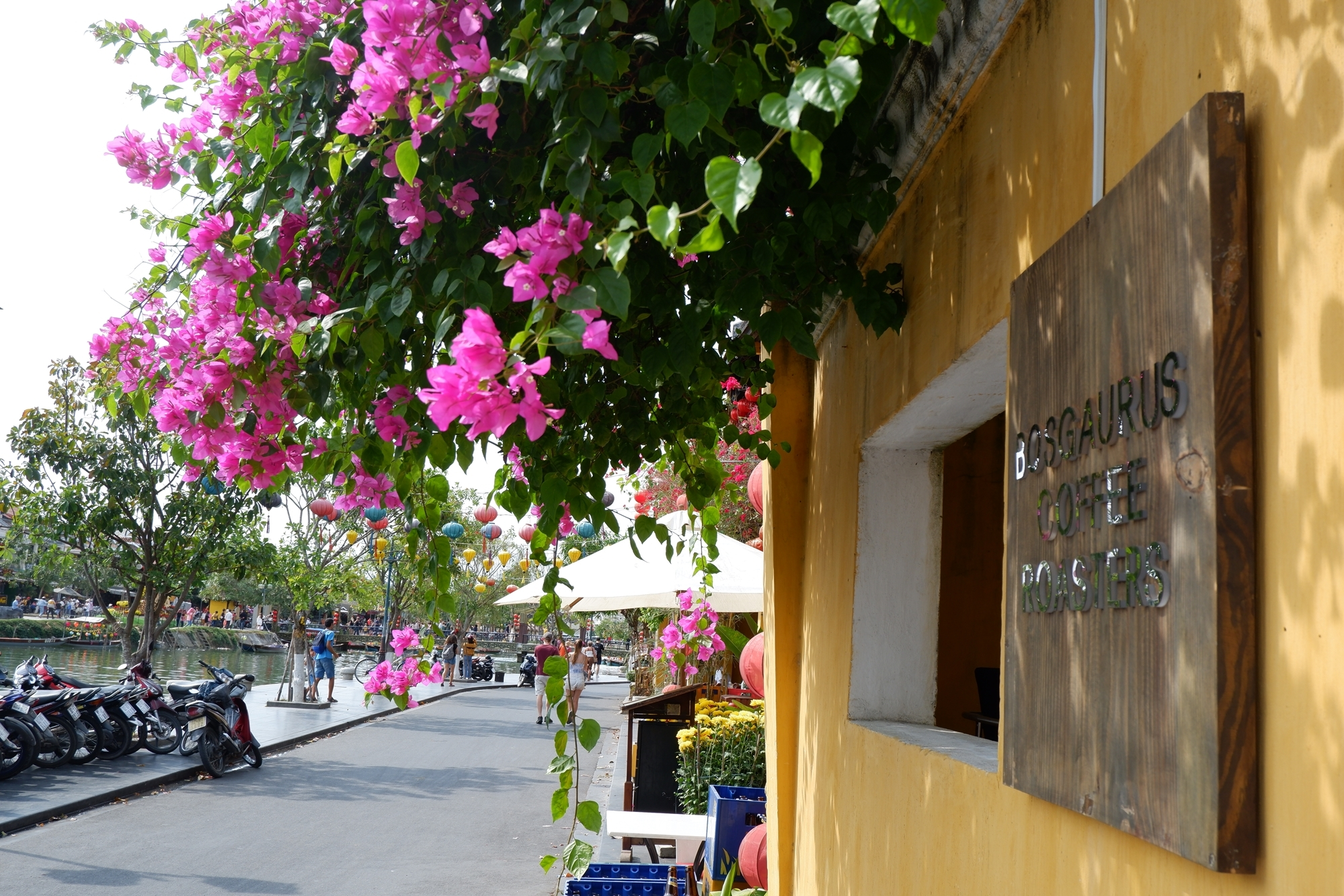 Wake yourself up with Hoi An coffee