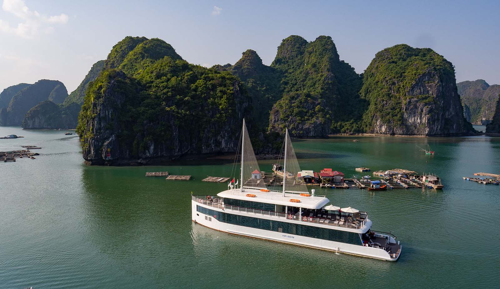 Jade Sails Day Cruise