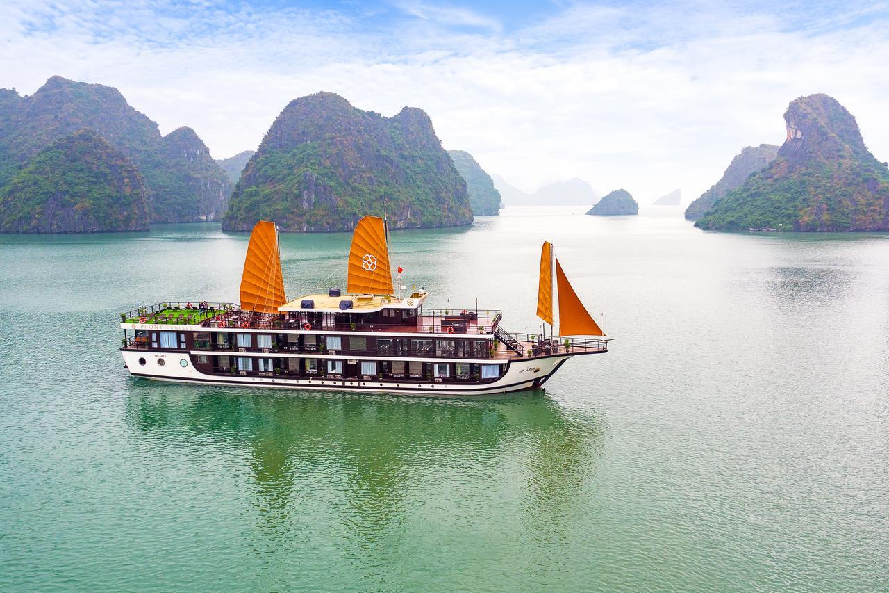 Peony Cruise - Halong Bay budget cruise tour