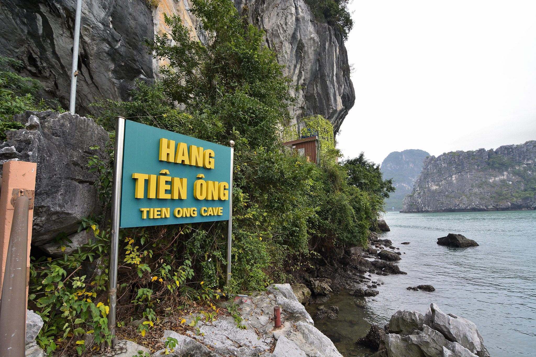 Tien Ong Cave - Halong Bay Cave