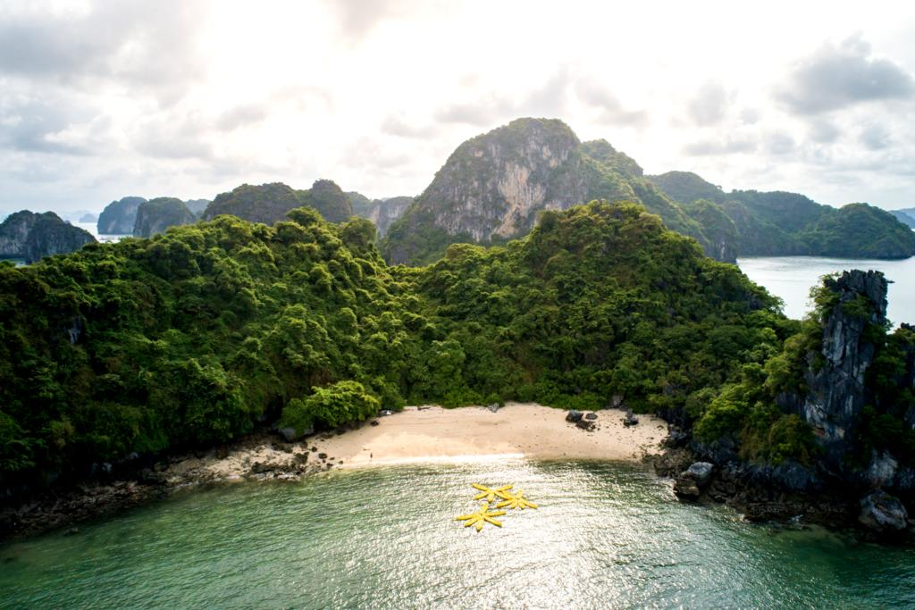 Cap La Island Halong Bay 3 day