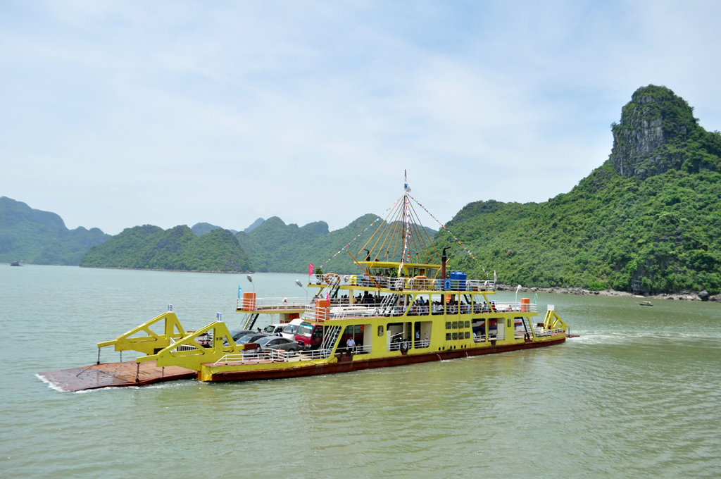 Ferry boat - Things to do in Cat Ba