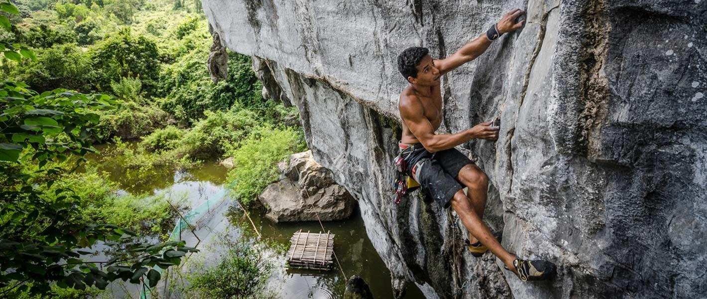 Rock climbing - Things to do in Cat Ba