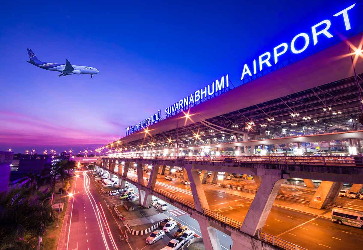 Bangkok Airport 15-day Thailand Itinerary
