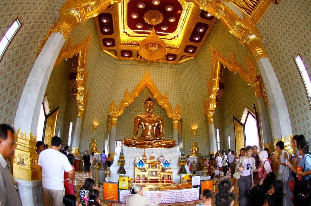 Wat Traimit - 15-day Thailand Itinerary